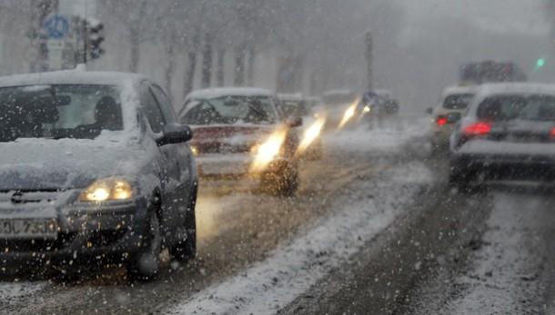 Kako voziti bezbedno po snegu