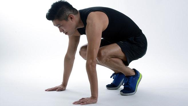 Vežbe za kolena i zglobove