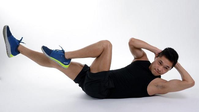 Vežbe za stomak u teretani i kod kuće