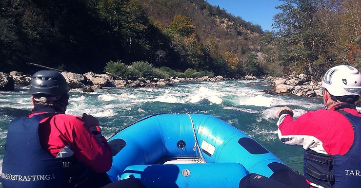 rafting-tarom